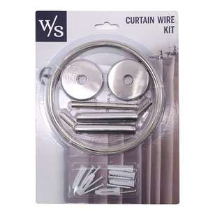 Windowshade 5m Curtain Wire Kit