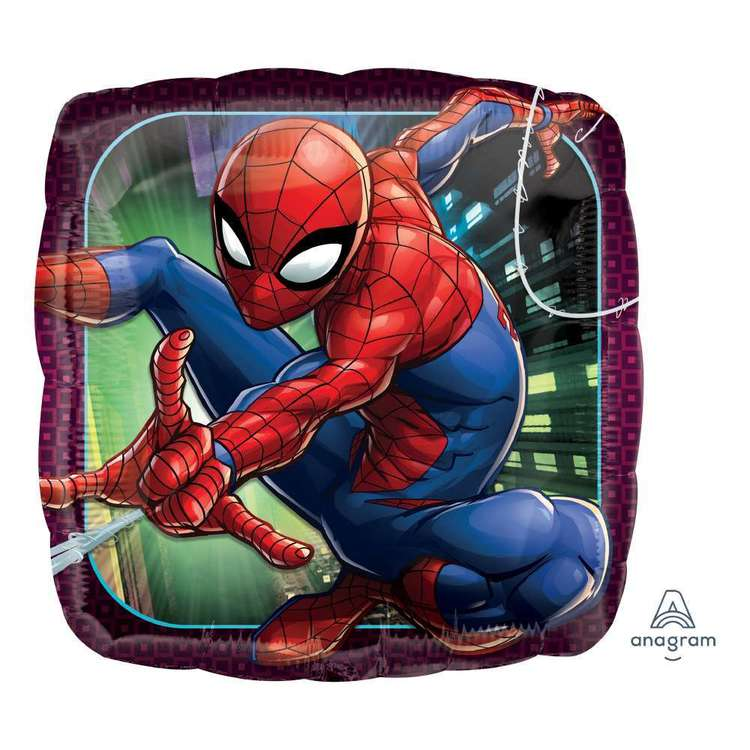Spider-Man Animated Foil Balloon