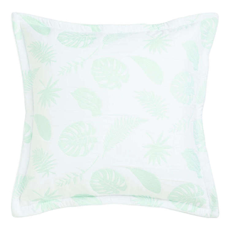 Platinum Lani European Pillowcase