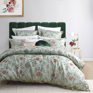 Platinum Hartley Mist Quilt Cover Set