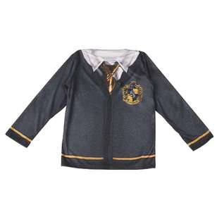 Harry Potter Hufflepuff Kids Costume Top
