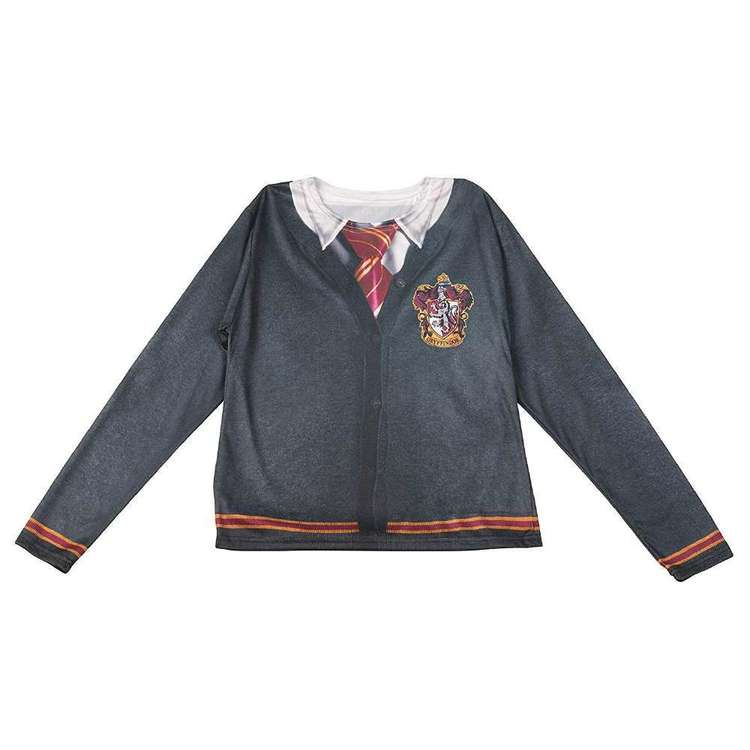 Harry Potter Gryffindor Adult Costume Top
