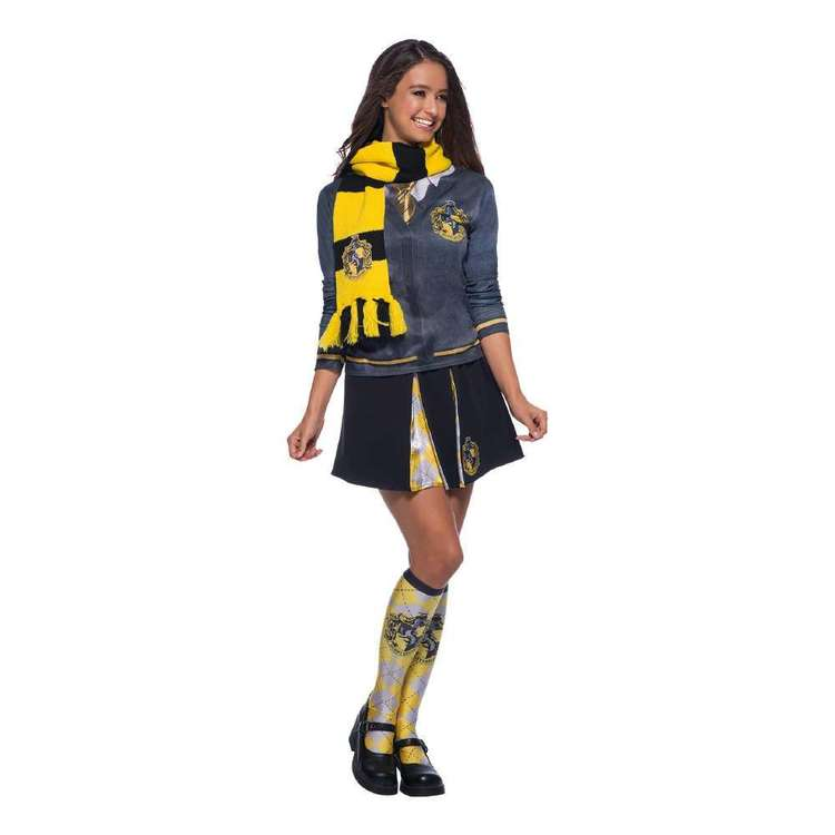 Harry Potter Hufflepuff Deluxe Scarfe