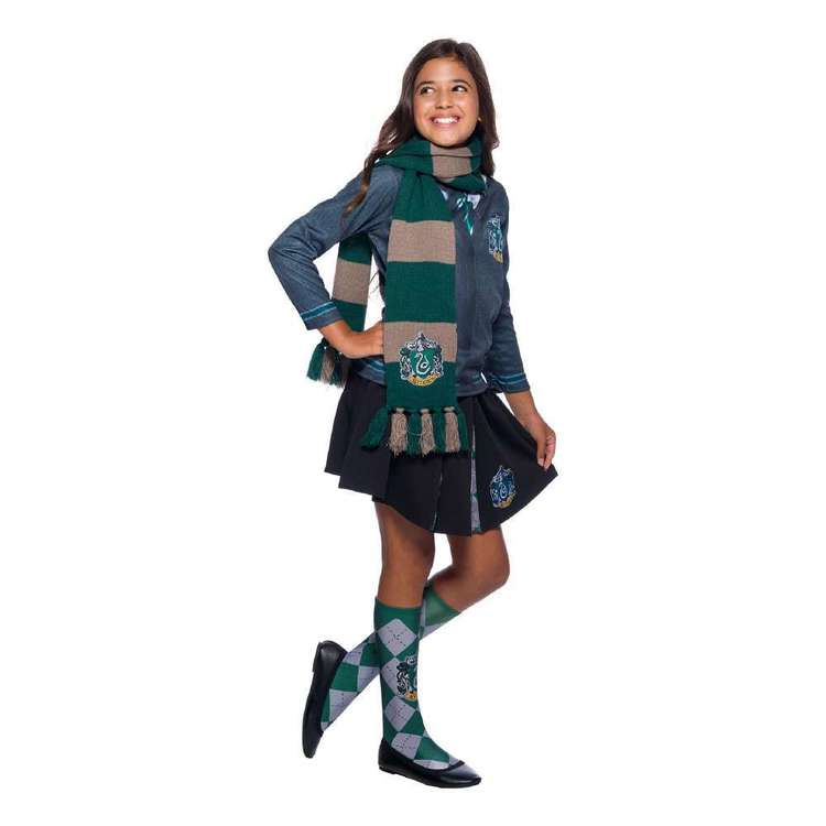 Harry Potter Slytherin Deluxe Scarfe