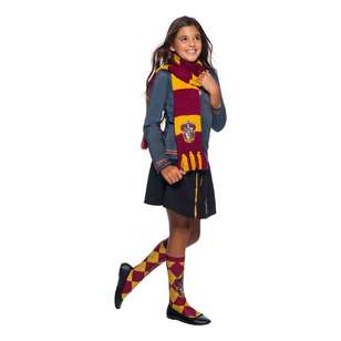 Harry Potter Gryffindor Deluxe Scarfe