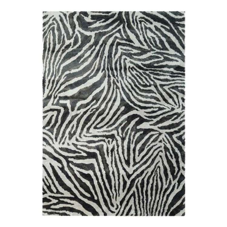 Susy Zebra Polyester Rug