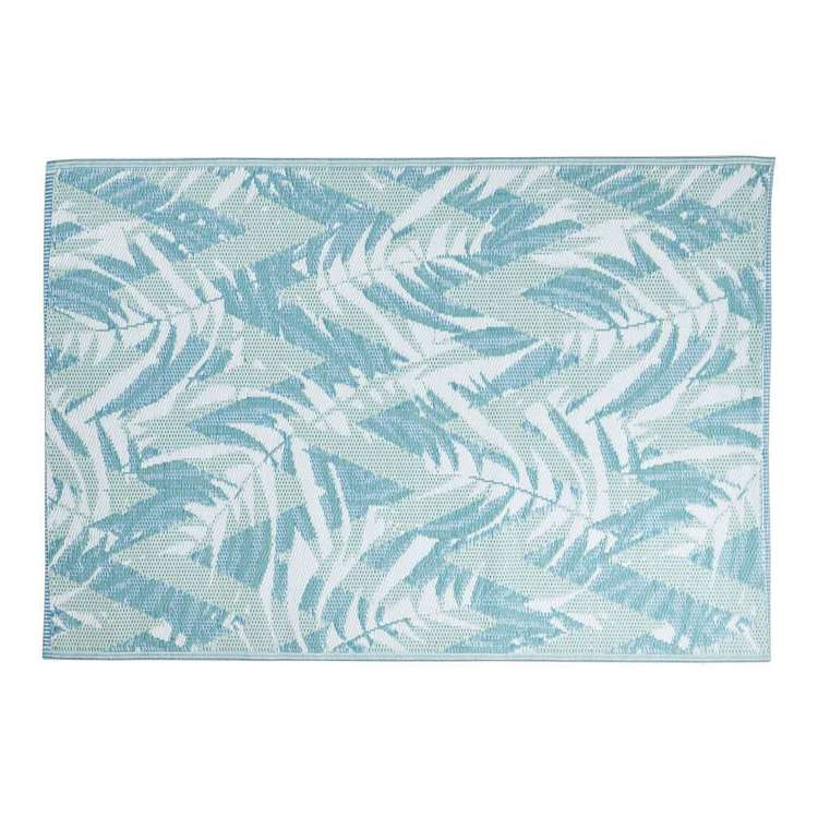 Hot Buy Amanda Outdoor Rug - Chevron Leaves