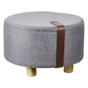 Footstools + Ottomans At Spotlight - Double-Duty Furniture