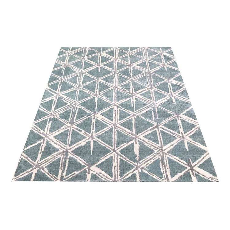 Cathy Diamond Polyester Rug
