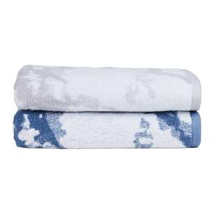 KOO Marble Towel Collection