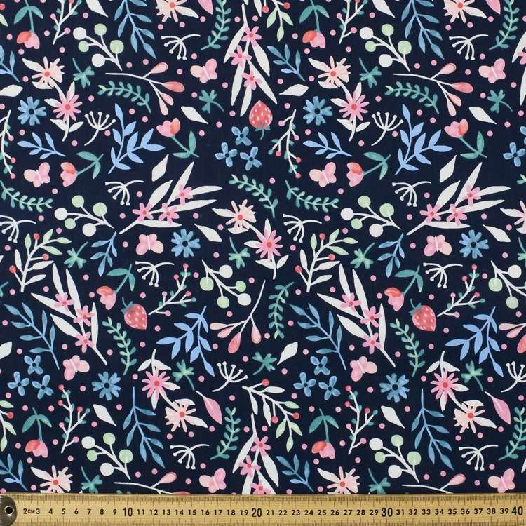 Scatter Printed Mix N Match TC Fabric