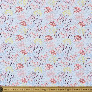 Pretty Fields Printed Mix N Match TC Fabric