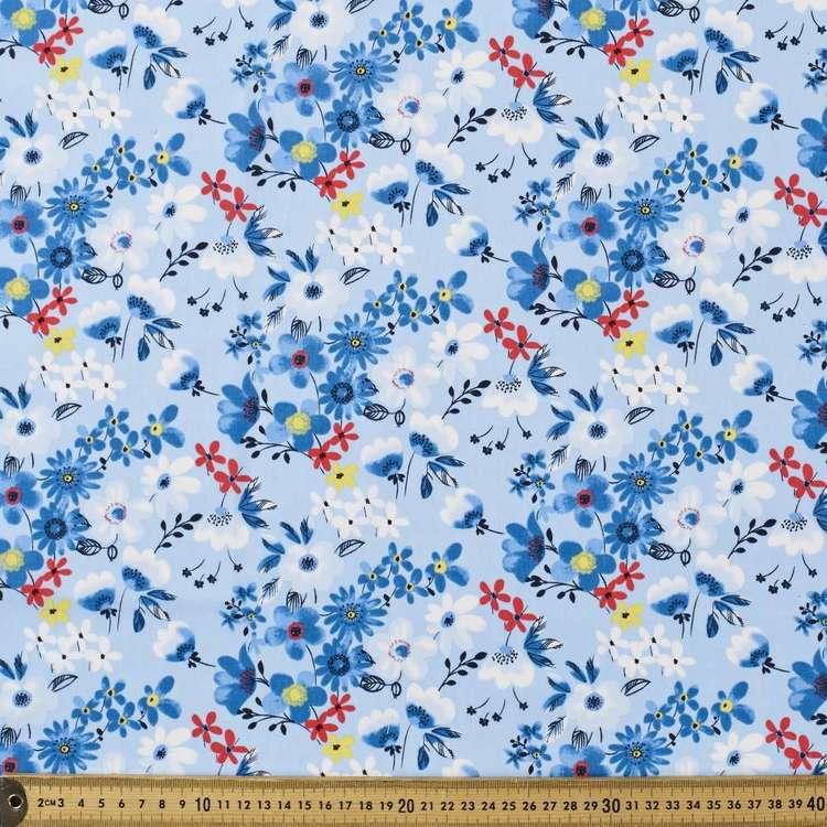 Posy Printed Mix N Match TC Fabric