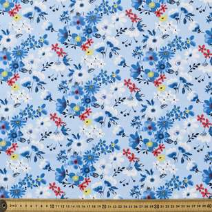 Posy Printed Mix N Match TC Fabric