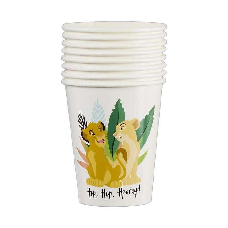 Amscan Lion King 266Ml Cup