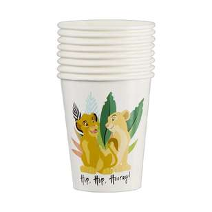 Amscan Lion King 266Ml Cup