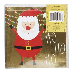 Jolly & Joy Celebrate 10 Pack Character Christmas Cards