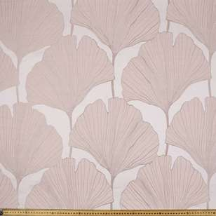 Ginko Jacquard Curtain Fabric