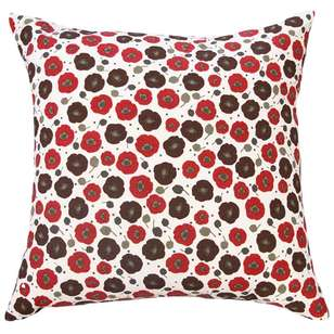Limon Dotty Poppy Cush