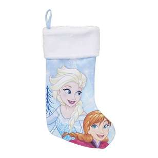 Frozen Plush Christmas Stocking