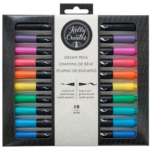 Kelly Creates Dream Pen Rainbow Set