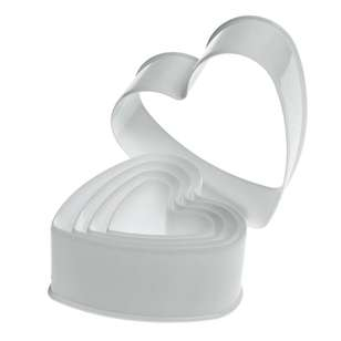 Mondo Heart Cutter Set