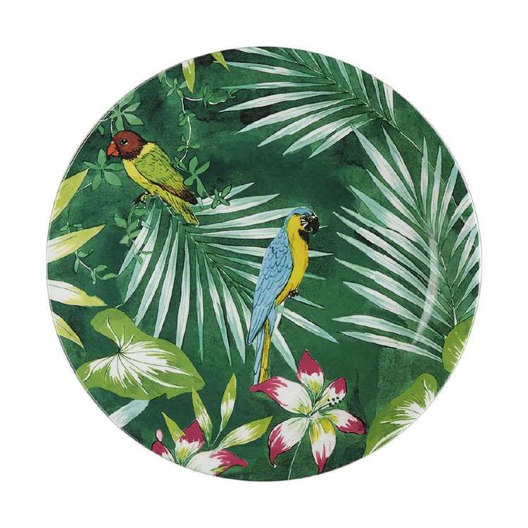 Culinary Co Jungle Cupe Salad Plate
