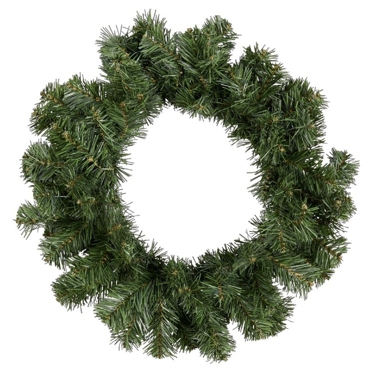 Jolly & Joy DIY 45cm PVC Pine Wreath
