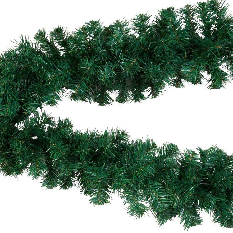 Jolly & Joy DIY 200 Tip PVC Pine Garland