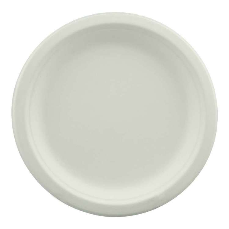 Partyware Sugar Cane Plates 10 Pack