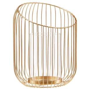 Bouclair Chic Bloom Wire Candle Holder