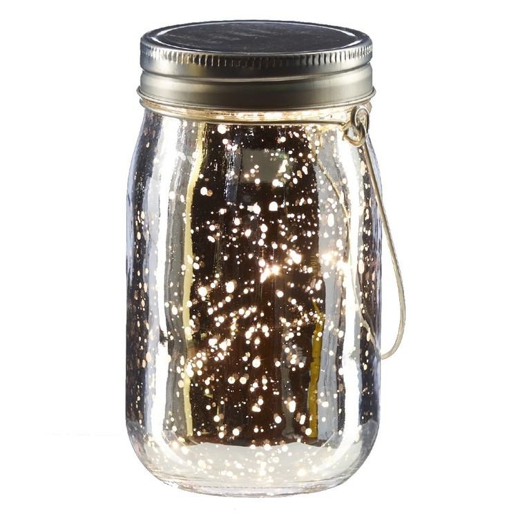 Oasis Living Led Mercury Jar