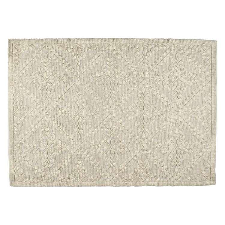 Summer Life Kailani Jacquard Wool Rug