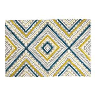 Hot Buy Global Artist Moroccan Cotton Printed Rug