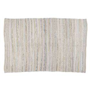 Spotlight Cotton Chindi Braided Rug