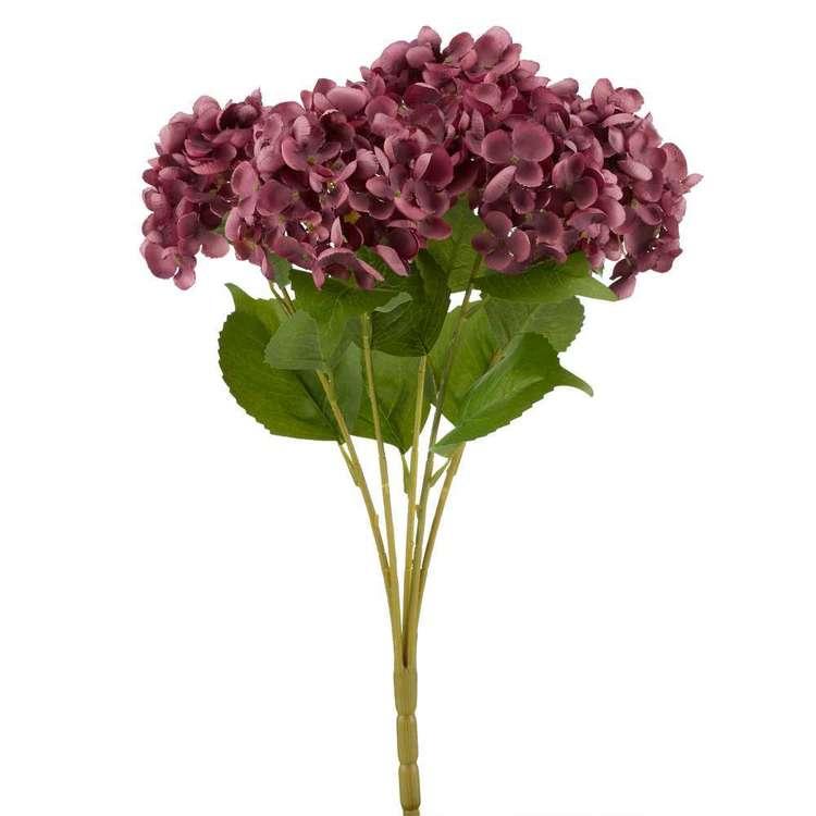 Bouclair Chic Bloom Hydrangea Bouquet