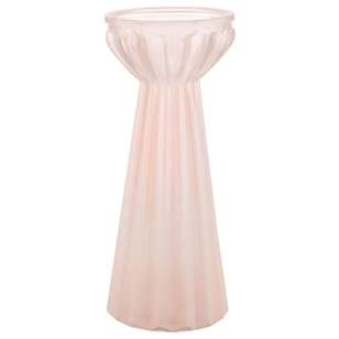 Bouclair Chic Bloom Pillar Candle Holder