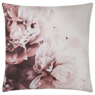 Bouclair Chic Bloom Milia Flower Cushion