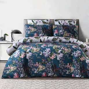 KOO Salina Quilted Quilt Cover Set