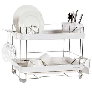 Nautrnic Wide System 2 T Dish Rack