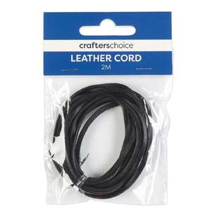Crafters Choice Flat Leather Cord