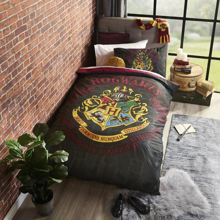 Harry Potter House Quilt Cover Set