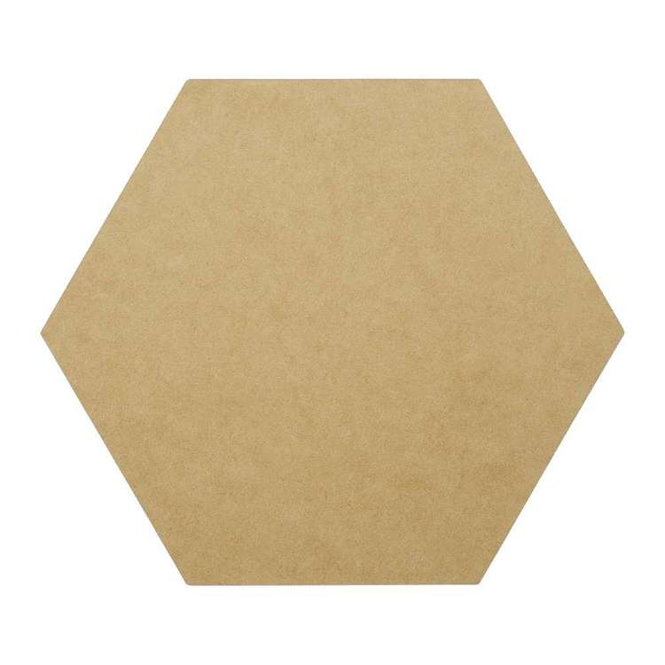Kaisercraft Kaiserwood Hexagon Placemat