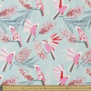 Jocelyn Proust Cockatoo Fabric
