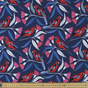 Jocelyn Proust Rosella Curtain Fabric