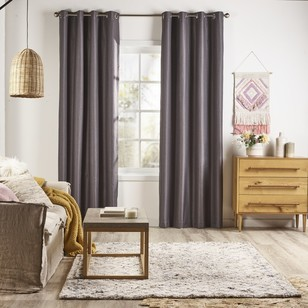 KOO Louise Blockout Eyelet Curtains