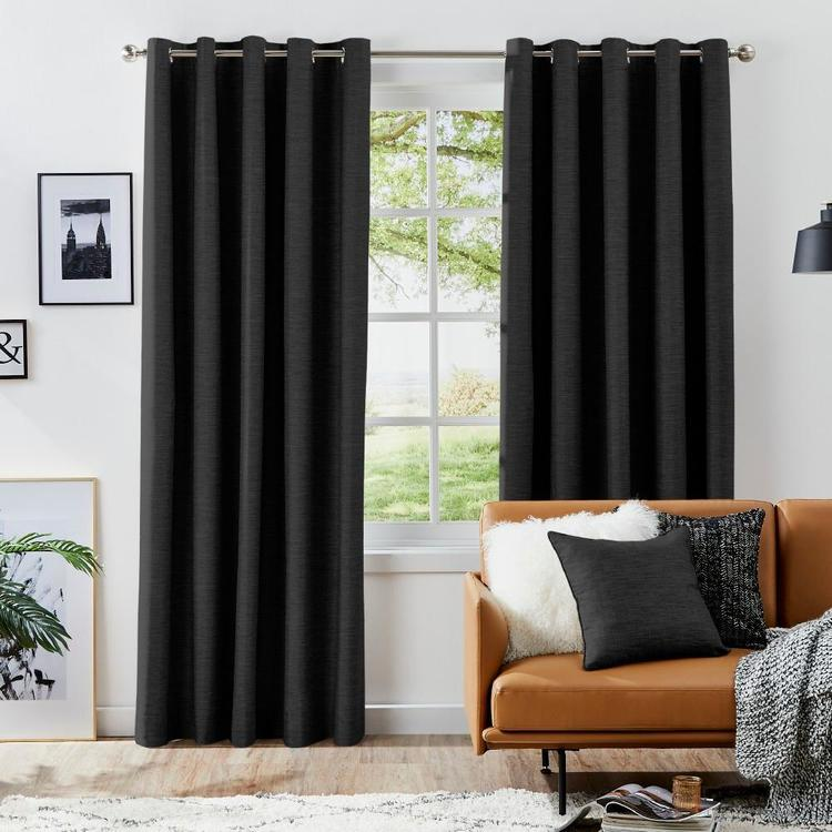 KOO Moon Blockout Eyelet Curtain