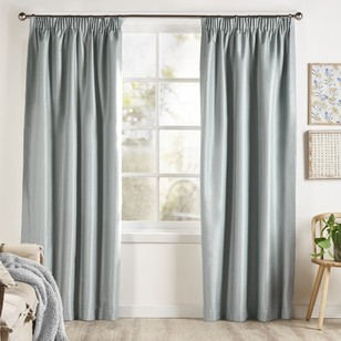 KOO Louise Blockout Pencil Pleat Curtain