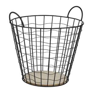 Ombre Home Beautiful Blossom Wire Storage Basket