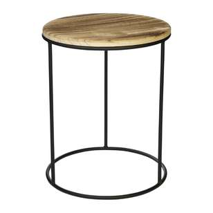 Ombre Home Beautiful Blossom Side Table